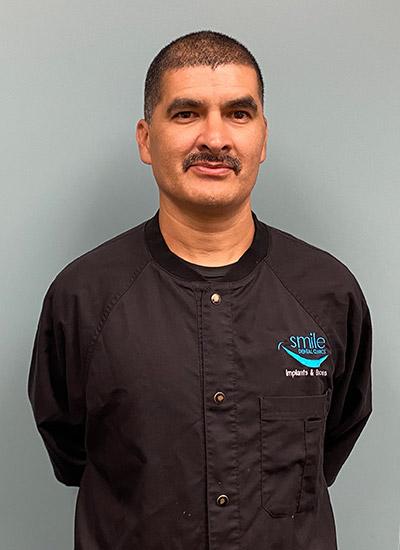 Sergio - Dental Assistant