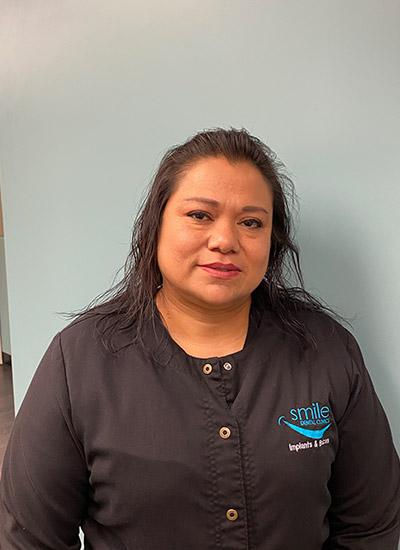 Xiomara - Dental Assistant